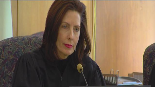 Former Michigan Supreme Court Justice Diane Hathaway won't be released early from prison