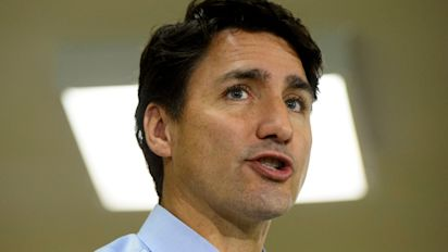 Justin Trudeau facing backlash over 'brownface' photo