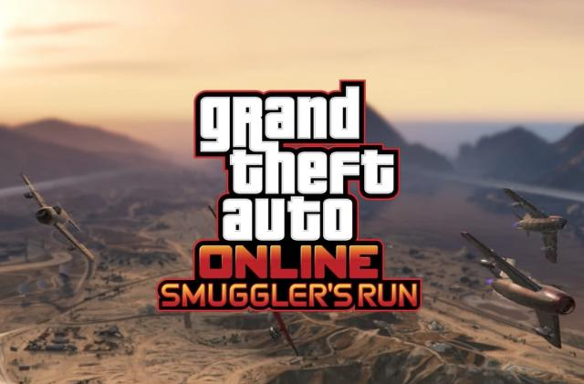 Return to 'Smuggler's Run' in the next 'GTA: Online' expansion