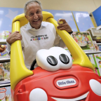 Toy billionaire: 'The Toys 'R' Us name' is 'basically destroyed'