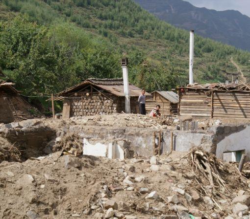 S. Korea rules out flood aid to N. Korea