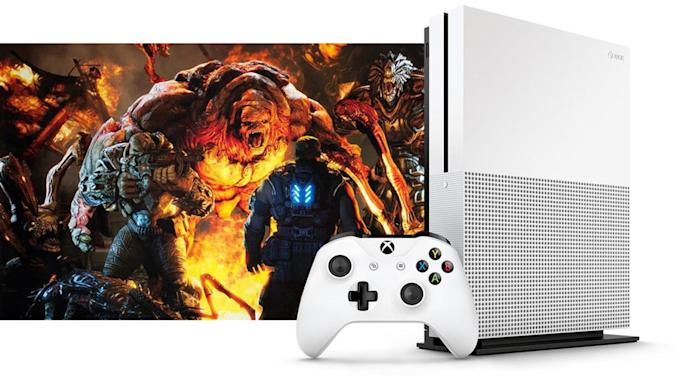 Microsoft's 4K-capable Xbox One S leaks before E3