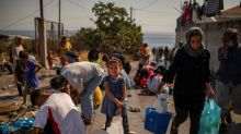 Migrants on Lesbos face desperate plight