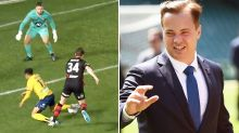 'I'm the expert': Mark Bosnich's brutal put-down for co-commentators
