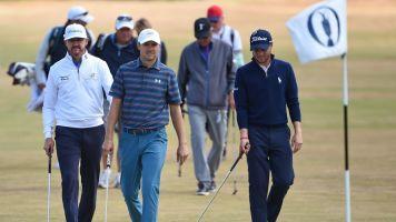 Golf's craziest tradition: British Open frat house