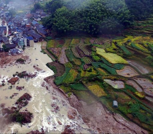 One dead, dozens missing after China landslides: reports