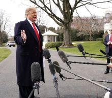 Trump Backs Public Release of Mueller Report