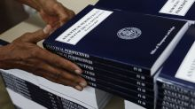 The Latest: Trump budget slams safety-net programs for poor