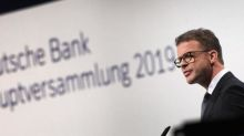 Deutsche Bank shares slump further as fallout from bad press continues