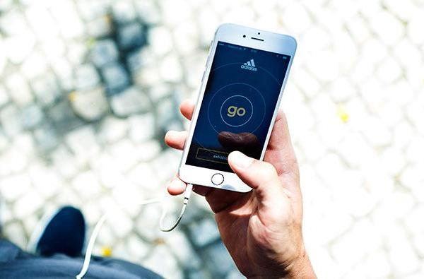 Adidas and Spotify offer another way to soundtrack your run