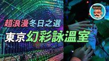 超浪漫冬日之選!東京「幻彩詠溫室」