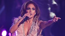 Twitter Was Not Having Jennifer Lopez's Motown Tribute