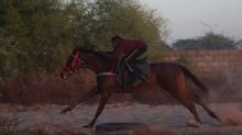 Photos: Senegal's young jockey's race to glory