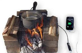 USB power pot uses excess heat to charge your gadgets