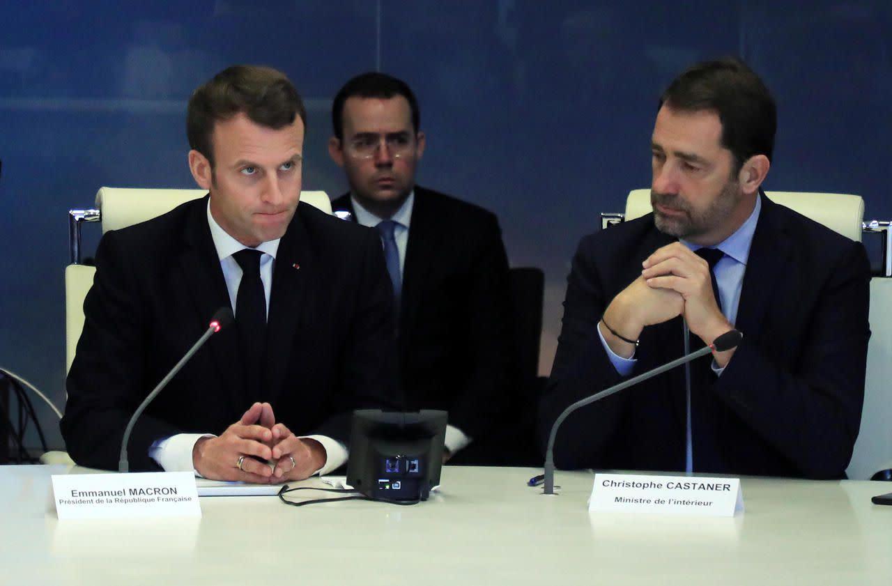 Gilets jaunes : Macron promet «des décisions fortes» contre les violences