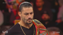 Roman Reigns reveals he has leukemia, relinquishes WWE belt