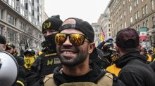 Proud Boys leader says he's not sorry about Capitol riots