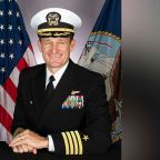Navy fires captain of aircraft carrier over leak of letter to leadership