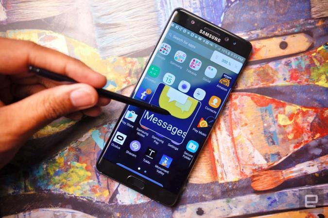 Galaxy Note 7: US-Nutzer ignorieren Rückruf