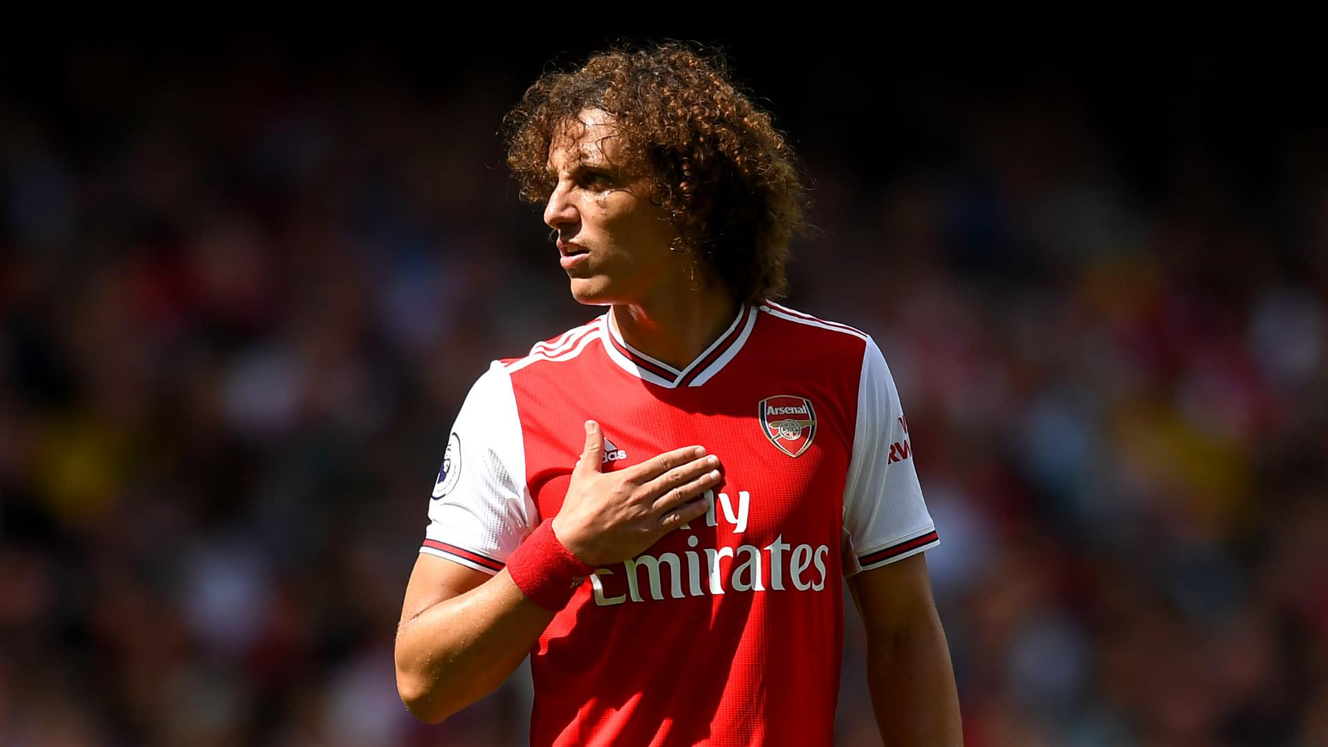 David Luiz: Ambition the reason for leaving Chelsea