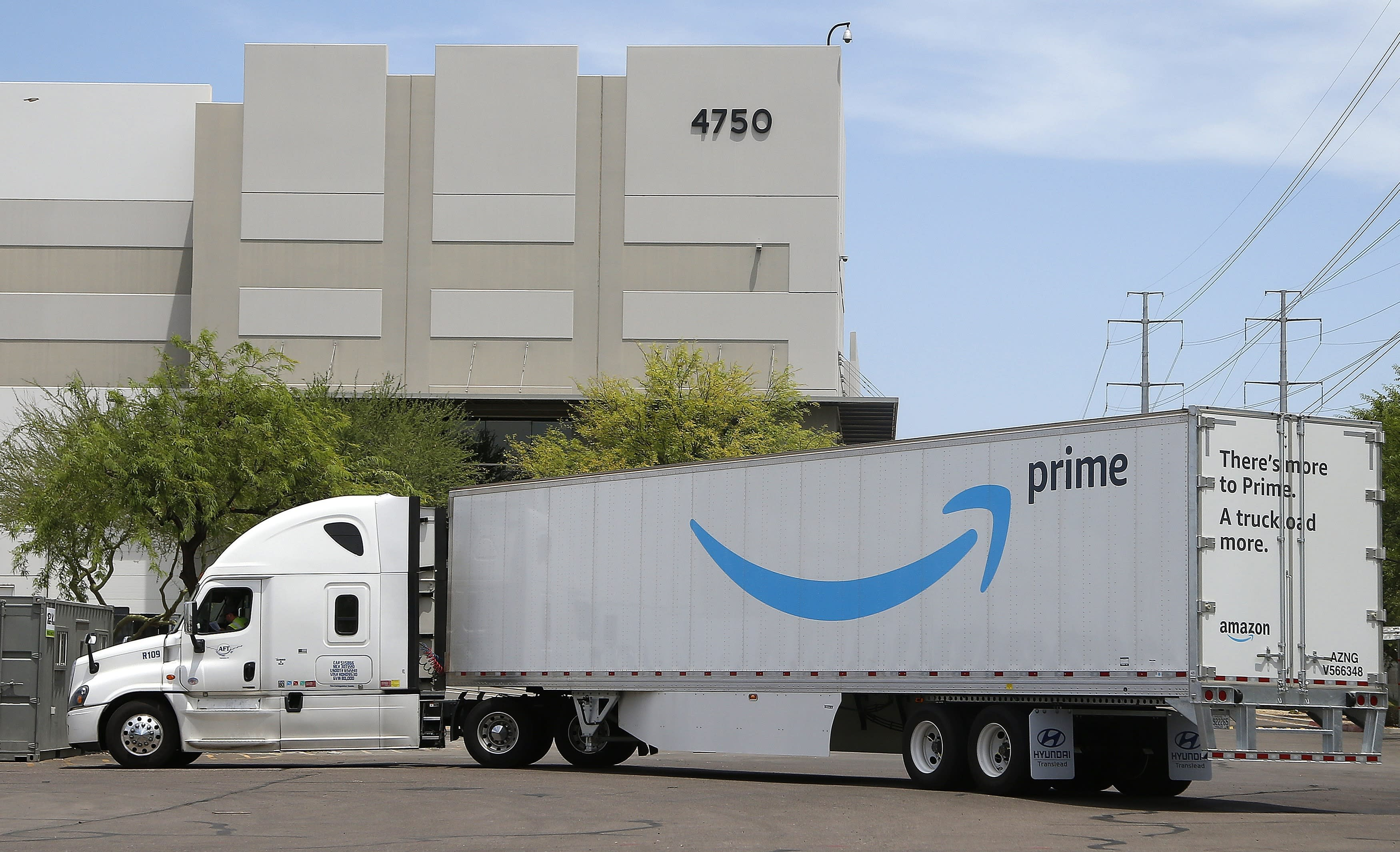 Amazon's spending on quick delivery is squeezing its profits