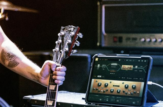 Bias FX 2 turns your iOS device into a portable guitar rig