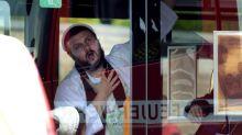 German suspect planned 'massacre,' had explosives in car