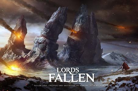 Finally, a Lords of the Fallen gameplay video