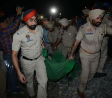 More than 50 dead in India train disaster