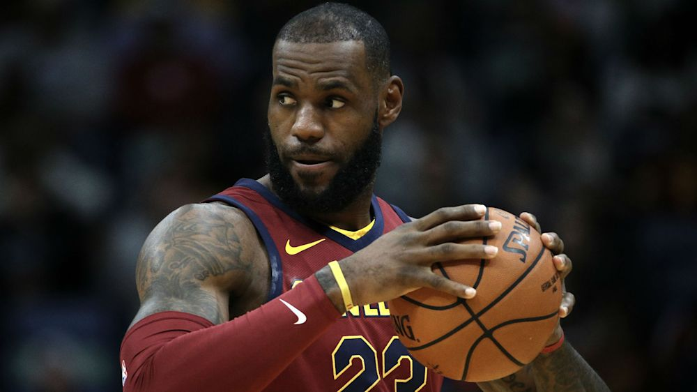 Rockets have 'strong belief' they can sign LeBron James this summer, report says