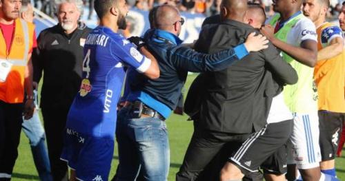Foot - L1 - Justice - Les incidents autour de Bastia-OL et les insultes racistes visant Balotelli au tribunal lundi
