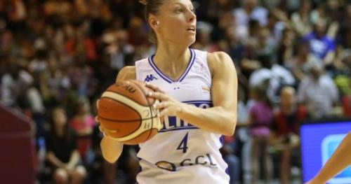 Basket - LFB - 21e journée : Lattes-Montpellier toujours leader