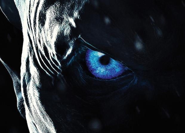 Game Of Thrones Season 7 The Night King Is Coming In Eerie New Poster