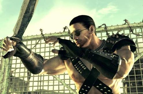 Resident Evil 5 costume pack suffers a wardrobe malfunction