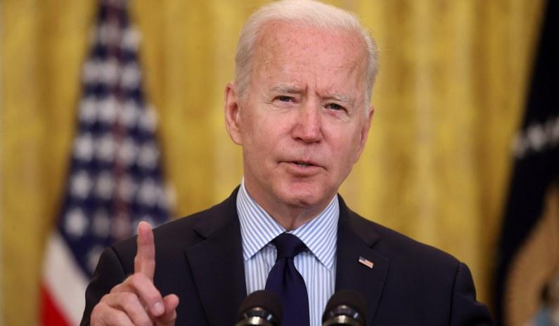 Biden to Troops: Military Told Me That 'Global Warming' Is 'Greatest Threat to America'