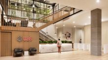 UBS Is Getting A Makeover From WeWork