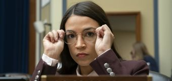 AOC delivers another takedown after Trump's 'college' insult