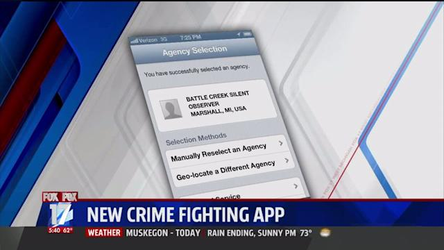 City Utilizes Anonymous Tipster App To Fight Crime