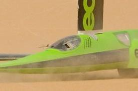 Wind-powered vehicle hits 126MPH, nabs world record