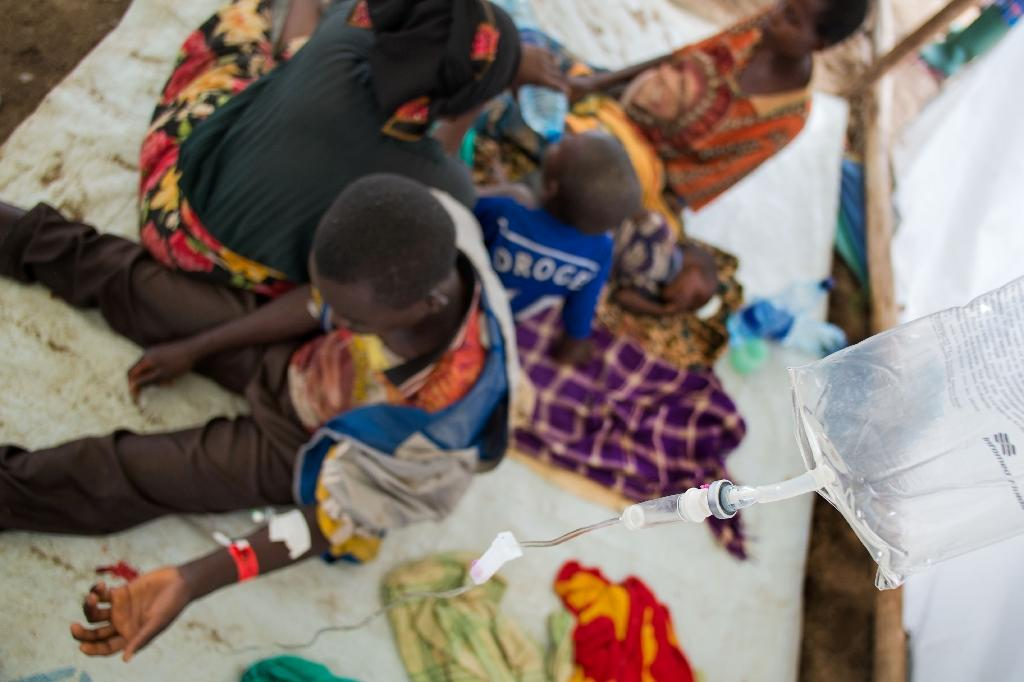 So far, around 30 people have died and more than 4,400 people have been infected with cholera in the western Tanzania's Lake Tanganyika area, which has been flooded with people fleeing political unrest in neighbouring Burundi, the UN said