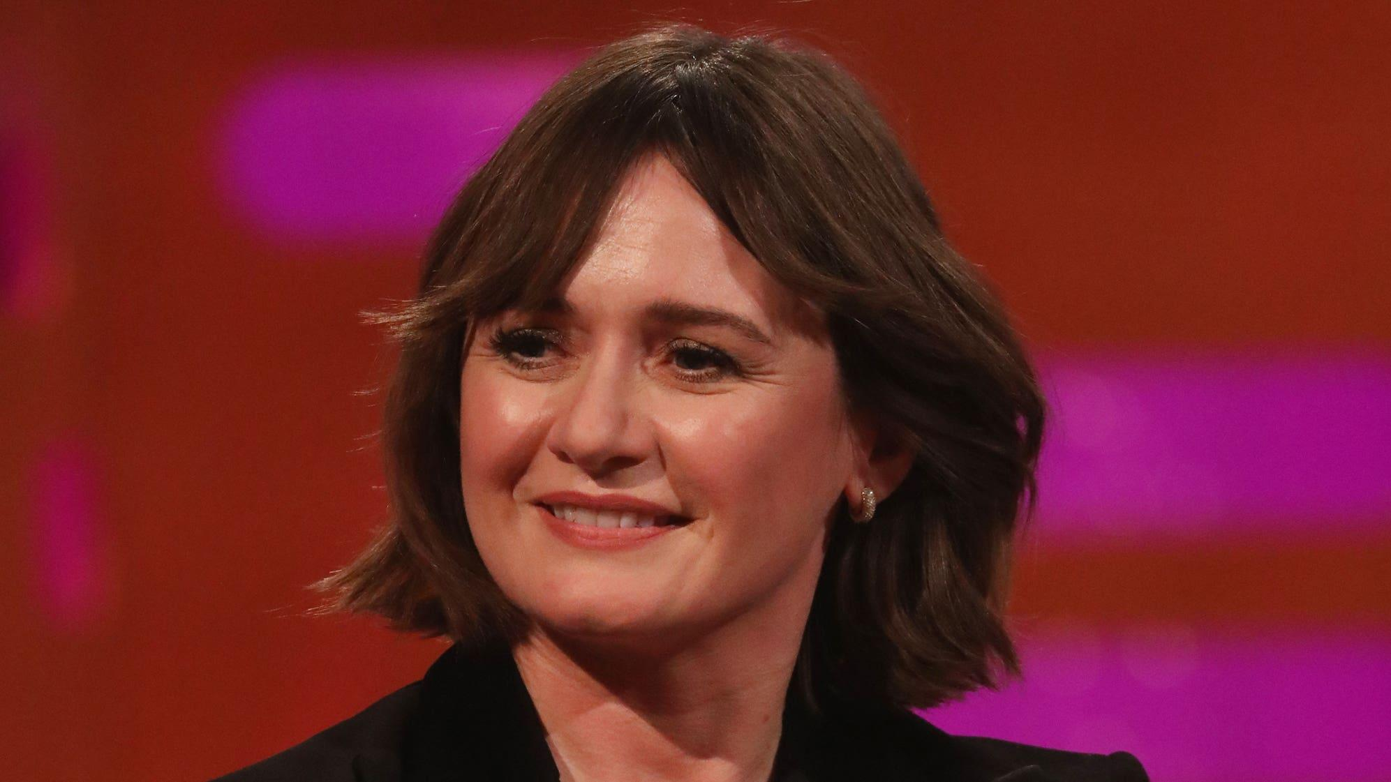 Emily Mortimer: Filming The Pursuit Of Love during Covid had its pros and cons
