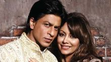 Here is what Shah Rukh Khan had to say on if wife Gauri Khan ever felt insecure seeing him romance onscreen