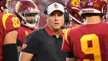 USC's Clay Helton decision isn't so clear cut
