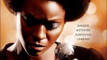 First Poster For Zoe Saldana's Nina Simone Biopic Stirs Up 'Blackface' Controversy
