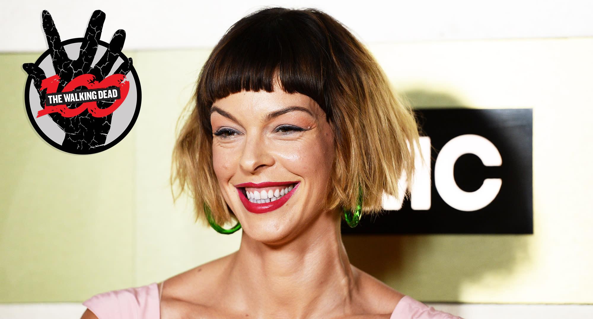 Fun Facts About The Walking Dead Star Pollyanna Mcintosh