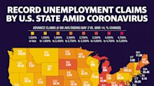 Coronavirus job losses hit these 3 states the hardest