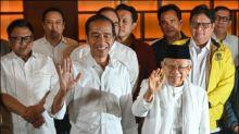 Widodo erneut zum Präsidenten Indonesiens gewählt