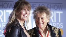 Penny Lancaster: Rod joked he had 'lost' his wife when I was on 'Strictly'