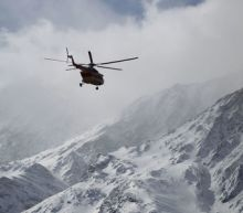 Iran cannot confirm missing plane found, freeze hampers search