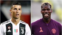 Football rumours: Cristiano Ronaldo and Paul Pogba set for club switch